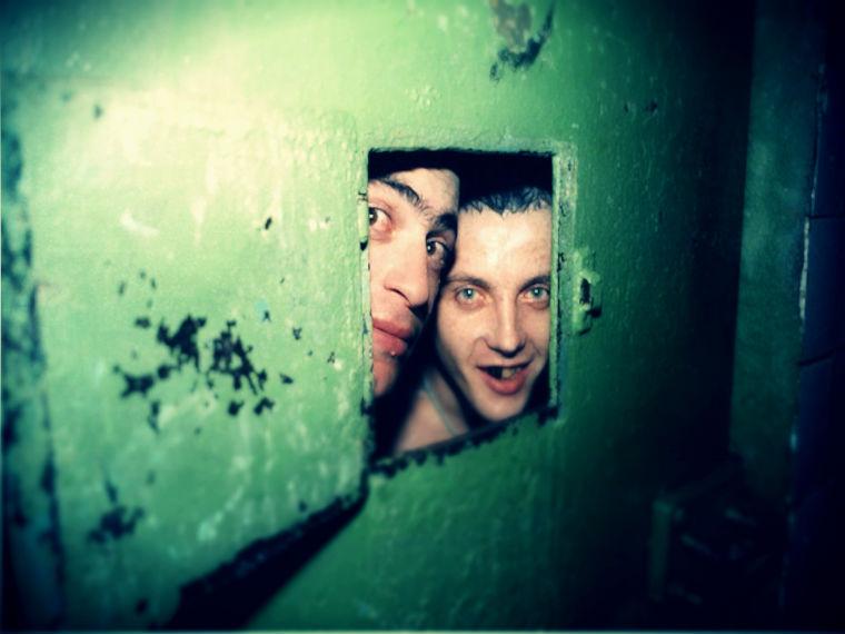Мошенники в тюрьме